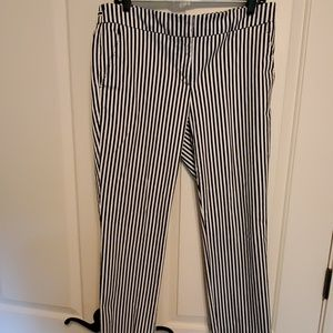 Ankle pants cotton